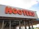 Hooters' front sign